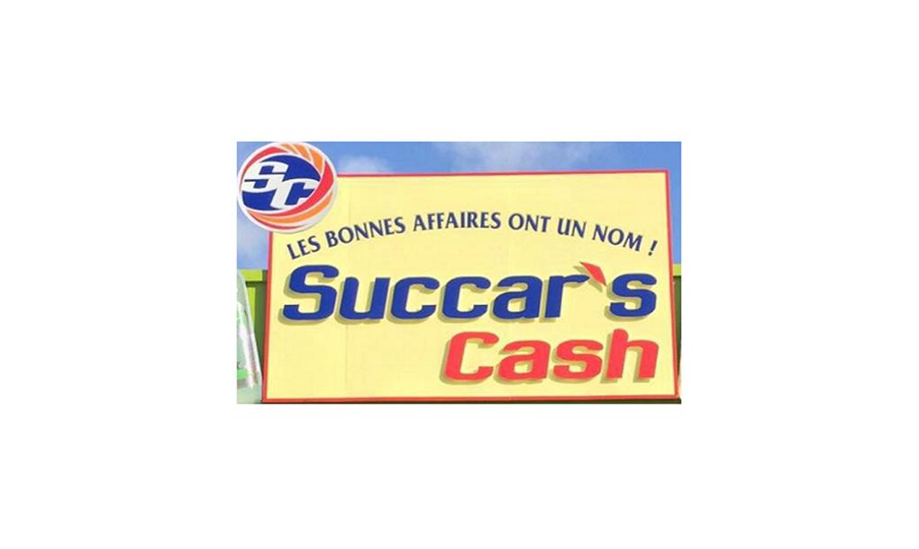 SUCCAR'S CASH